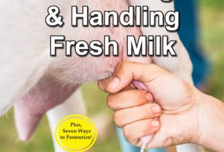A Guide to Collecting & Handling Fresh Milk Flip Book