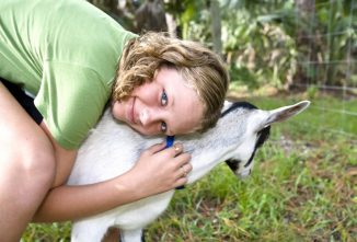 Helping Kids Live the Goat Life