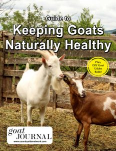 Keeping Goats Healthy