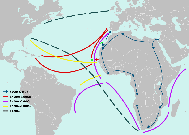 goat-migration-from-africa