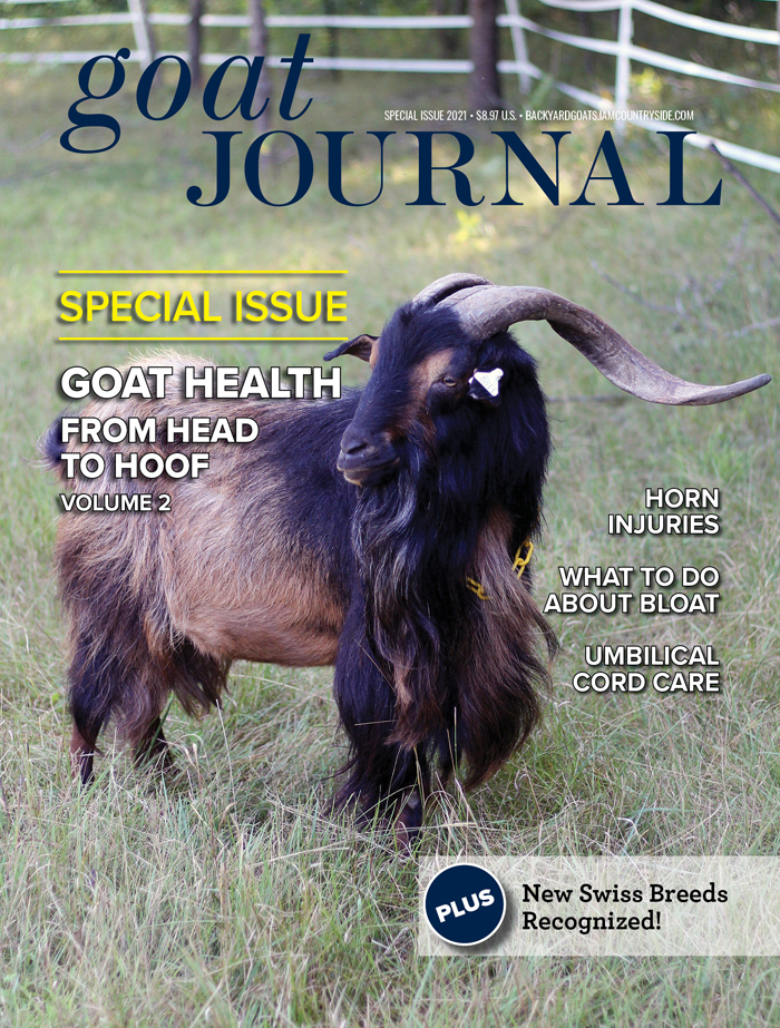 Goat Journal Special Issue 2021