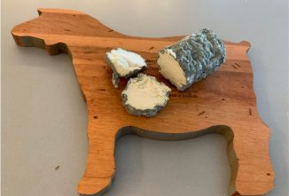 Goat Blue Cheeses!