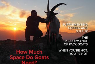Goat Journal July/August 2021